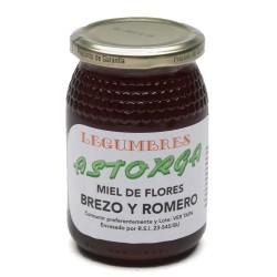 Miel Brezo y Romero de 500 grs