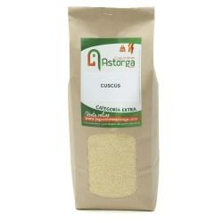 Couscous blanco